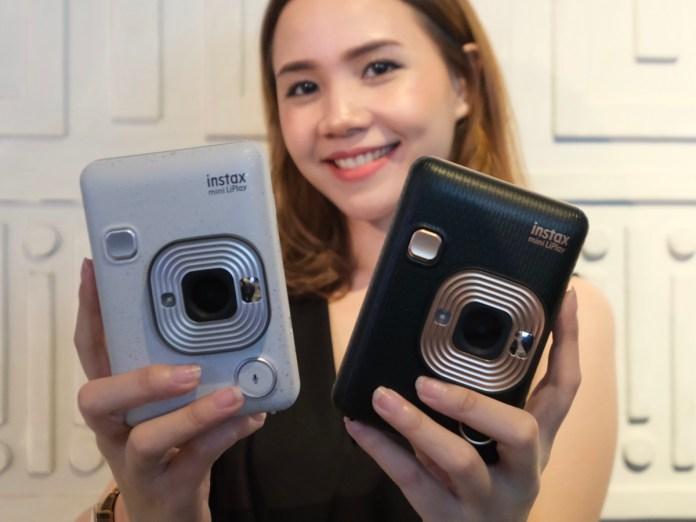 Dijual 2 Jutaan Rupiah, Fujifilm Instax Mini LiPlay Kamera Instan Pertama dengan Fitur Rekam Suara 2