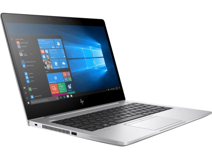 HP EliteBook 735 G5: Laptop Bisnis Ringkas dengan AMD Ryzen 7 Pro 2