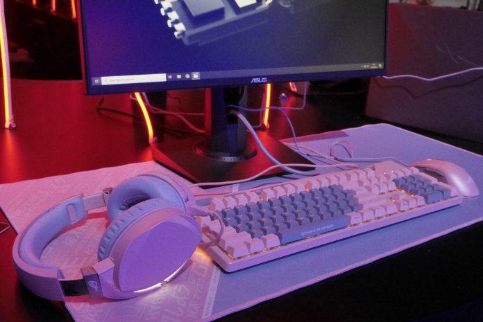 ASUS ROG PNK LTD: Jajaran Aksesoris Gaming ROG Edisi Khusus dengan Warna Pink 2
