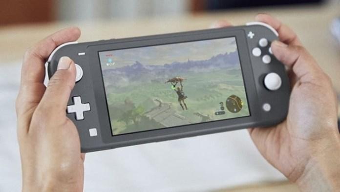 Nintendo Switch Lite: Versi Hemat Switch dengan Desain Handheld dan Baterai Lebih Tahan Lama 2