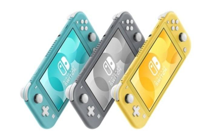 Nintendo Switch Lite: Versi Hemat Switch dengan Desain Handheld dan Baterai Lebih Tahan Lama 1