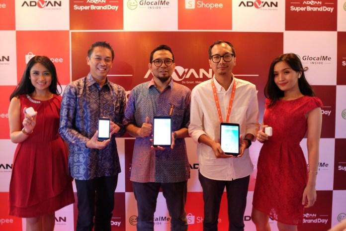 Advan S50 Prime: Smartphone Android Go Murah dengan Dukungan GlocalMe 2