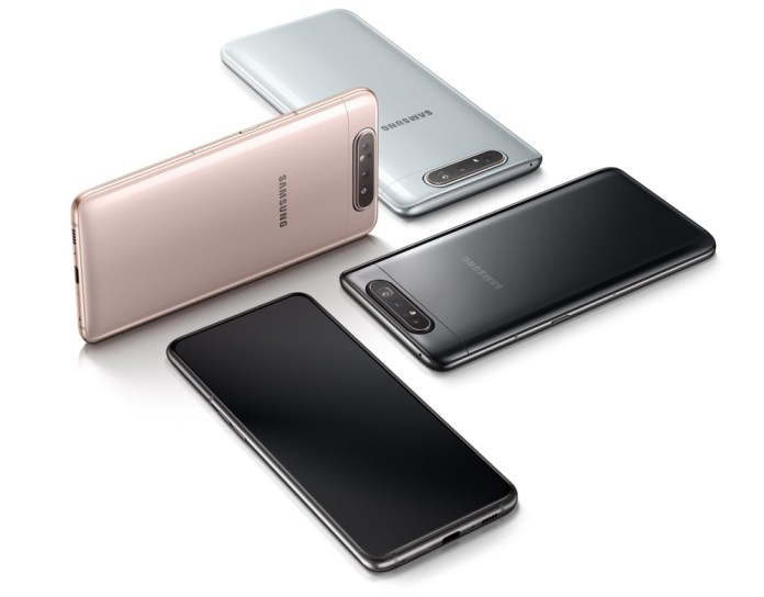 Review Samsung Galaxy A80: Smartphone <em>Stylish</em> dengan 3 Kamera Putar dan Snapdragon 730G 2