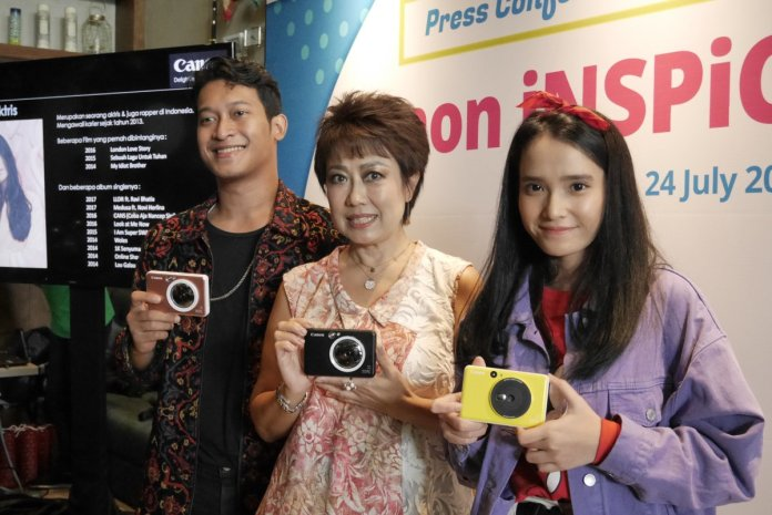 Dijual Mulai dari Sejutaan Rupiah, Canon iNSPIC [S] dan iNSPIC [C] Resmi Hadir di Indonesia