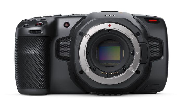 Blackmagic Design Pocket Cinema Camera 6K: Kamera Khusus Video dengan Sensor 6K Super 35 dan Mendukung Lensa Canon EF 2