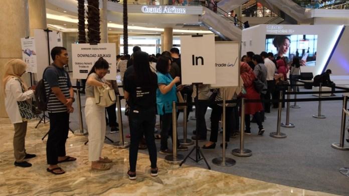 Samsung Gelar Penjualan Perdana Galaxy Note10 dan Note10+ di Indonesia 3
