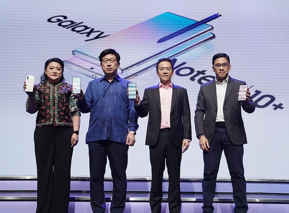 Samsung Resmikan Kehadiran Galaxy Note10 dan Note10+ di Indonesia 16 android, samsung, Samsung Galaxy Note10