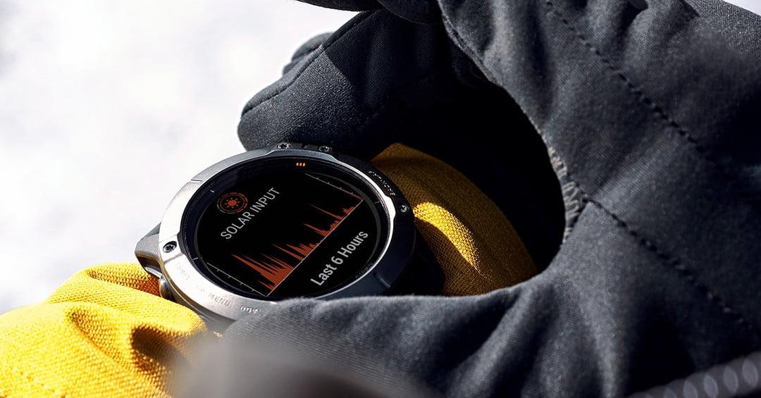 Garmin Fenix 6X Pro Solar 3