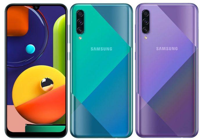 Samsung Buka Pre-Order Galaxy A50s di Indonesia, Harga Mulai dari 4,1 Juta Rupiah 2