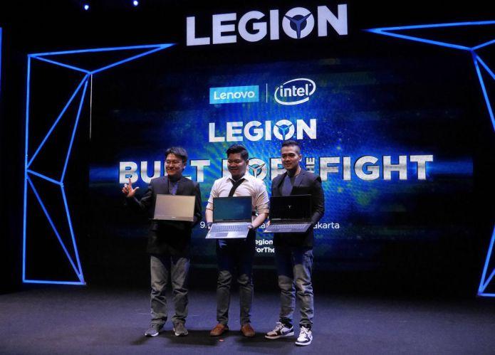 Perkuat Lini Laptop Gaming, Lenovo Hadirkan Legion Y540, Legion Y7000 dan IdeaPad L340 Gaming