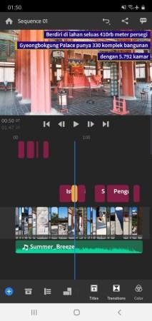 Review Samsung Galaxy Note10+: Smartphone Android Tercanggih untuk Kreator Konten Video 10