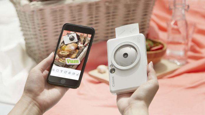 Gadget of The Week #17 2019: Canon iNSPIC [S], Kamera Instan Untuk Anak Muda 18 canon, canon inspic [s], harga, spesifikasi