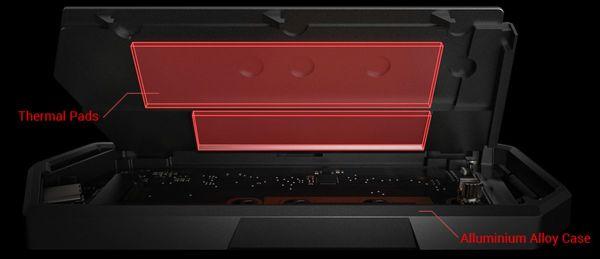 ASUS ROG Strix Arion: Casing SSD NVMe Khusus untuk Gamer