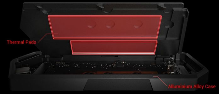 ASUS ROG Strix Arion: Casing SSD NVMe Khusus untuk Gamer 3
