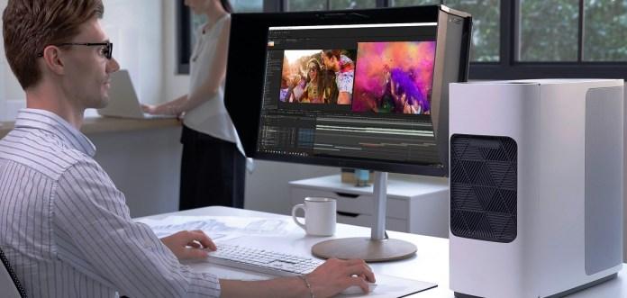 Acer ConceptD CP727IK P: Monitor 4K Kelas Profesional yang Mendukung DisplayHDR1000 dan Adobe RGB 99%