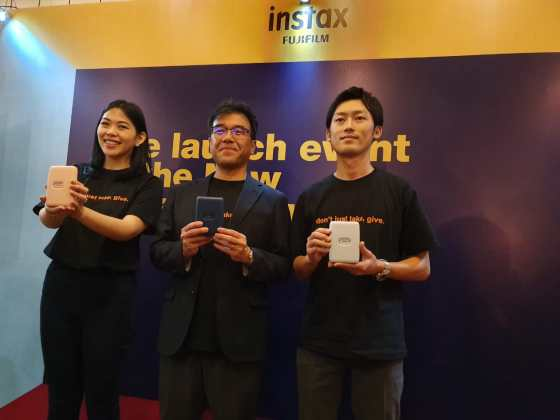 Fujifilm Luncurkan Printer untuk Smartphone, INSTAX Mini Link