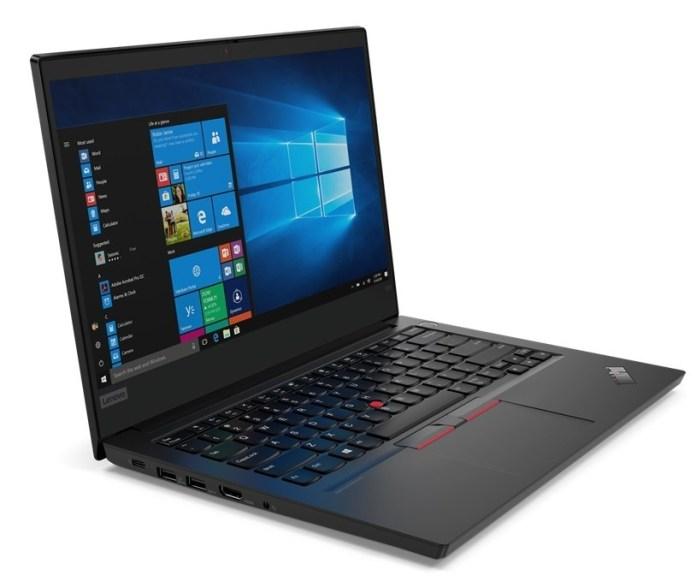 Lenovo ThinkPad E14: Bodi Lebih Ramping, Dilengkapi Smart Power On dan ThinkShutter Privacy