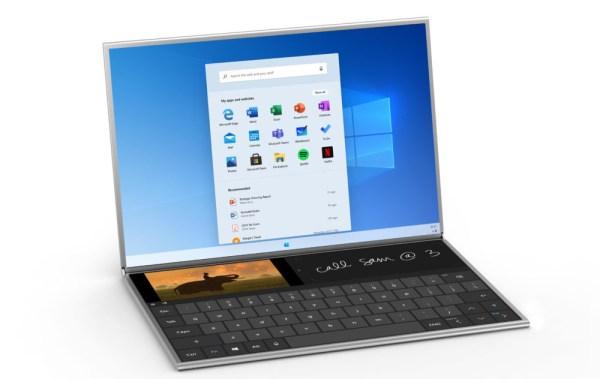 Microsoft Surface Neo: Tawarkan Dua Layar 9 Inci dan Sistem Operasi Windows 10X