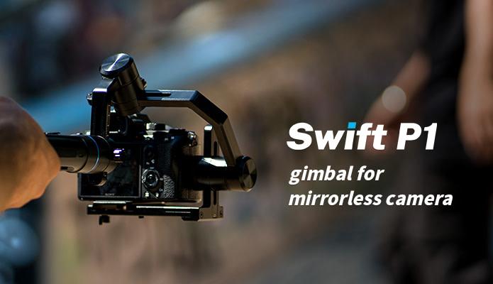 Sirui Swift M1 dan P1: Gimbal Terjangkau untuk Smartphone dan Kamera Mirrorless 4