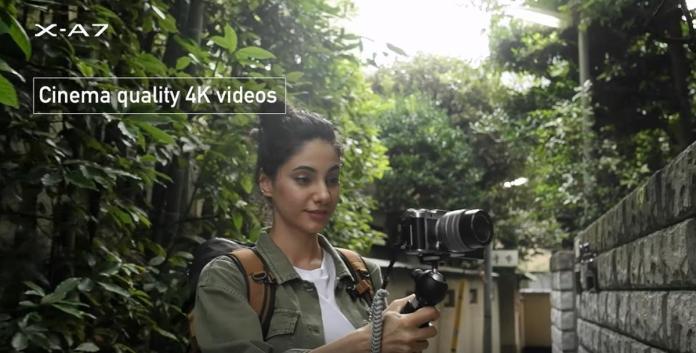Inilah 7 Fitur Unggulan Fujifilm X-A7 bagi Fotografer & Videografer
