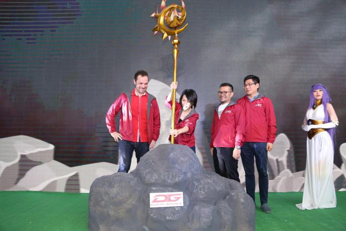 Telkomsel & Dunia Games Luncurkan Game Lord of Estera