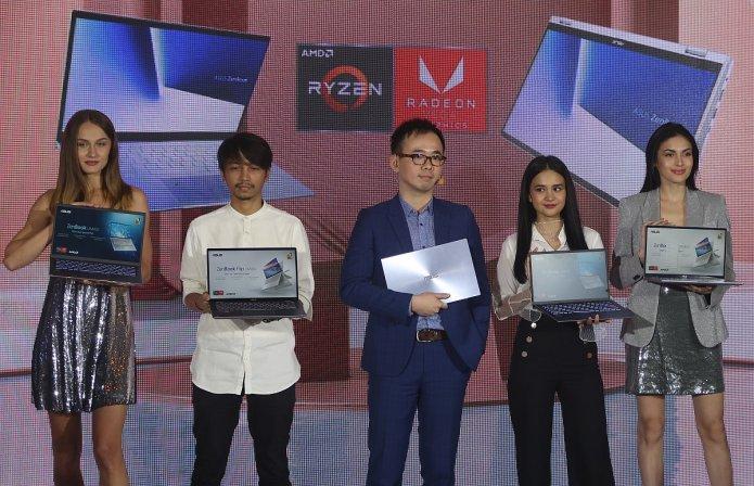 Asus Indonesia Luncurkan Duo ZenBook Terbaru dengan AMD Ryzen Mobile