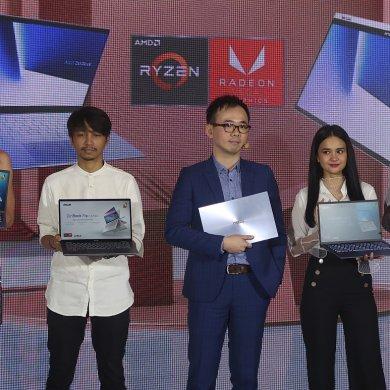 Asus ZenBook AMD Ryzen 2