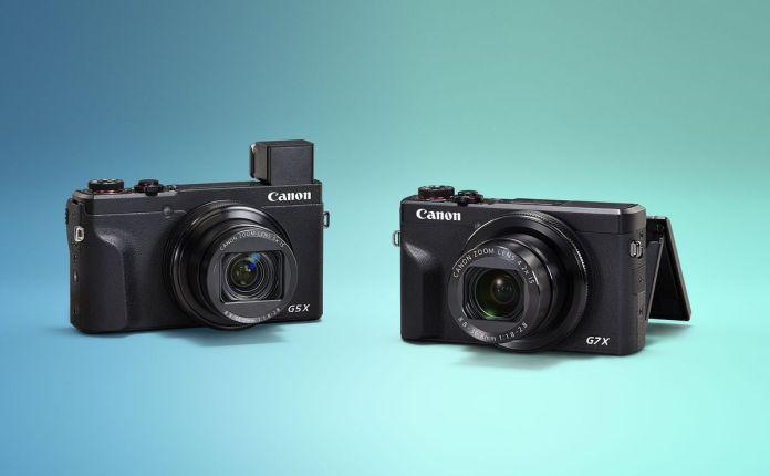 Canon PowerShot G5 X Mark II PowerShot G7 X Mark II 1