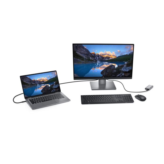 Dell UltraSharp 27 4K PremierColor Monitor (UP2720Q): Monitor Pertama di Dunia dengan Colorimeter dan Thunderbolt 3 3