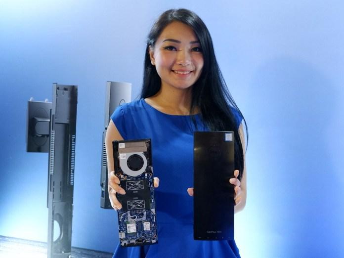 Dell Umumkan OptiPlex 7070 Ultra, Desktop PC yang Ringkas dan Modular untuk Segmen Bisnis