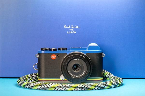 """Leica Umumkan CL """"Edition Paul Smith"""", Tersedia Terbatas Hanya 900 Unit"""