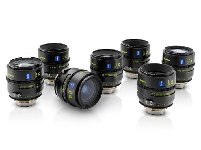 Zeiss Supreme Prime Radiance: Lini Lensa Sinema Premium dengan Kemampuan Mengendalikan Efek Pantulan Cahaya