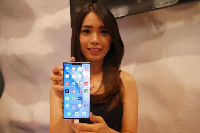 Dijual 12 Jutaan Rupiah, Huawei Mate 30 Pro Bawa Chipset Kirin 990 dan Quad Camera 4