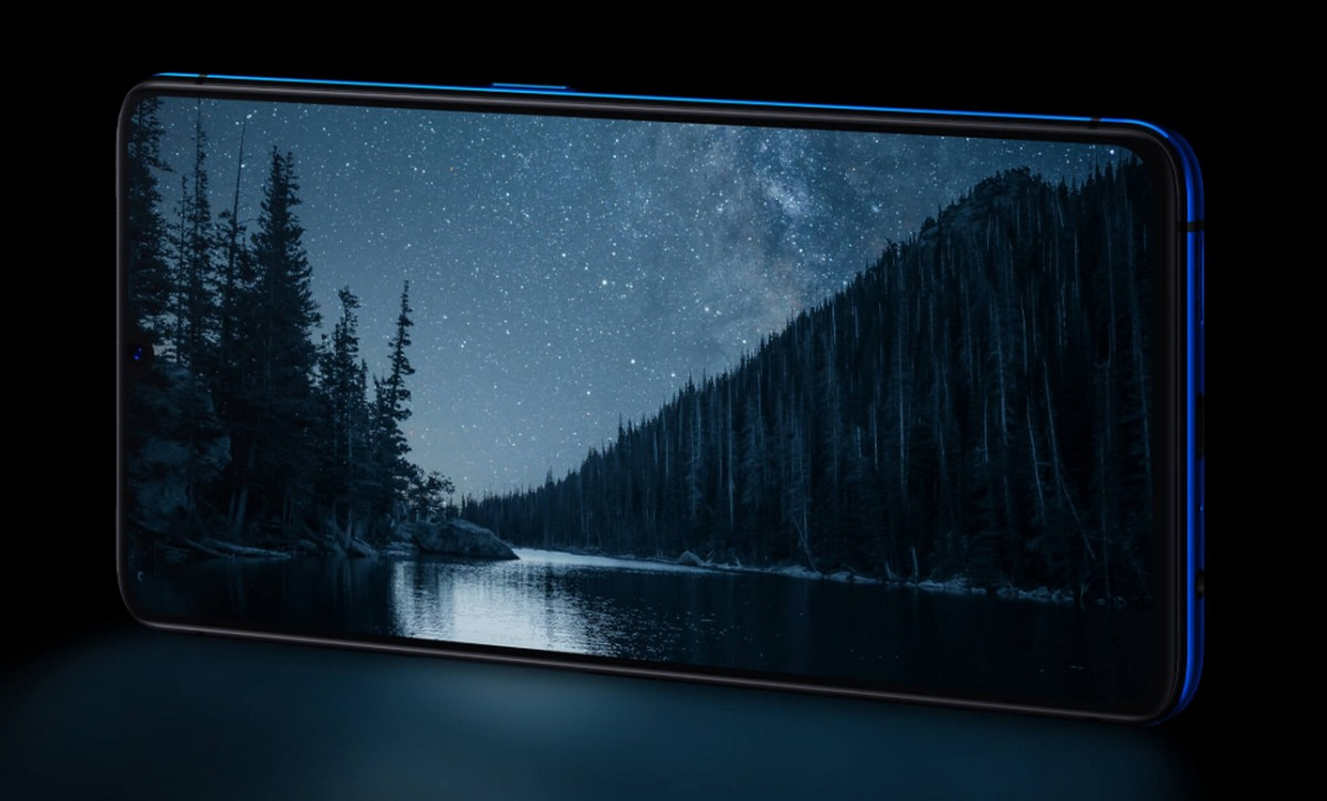 realme x2 pro ultra smooth display