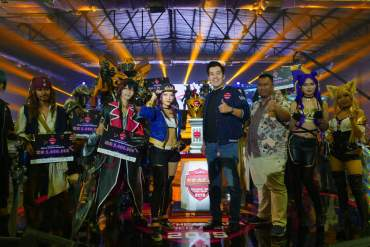 UniPin SEACA 2019 Lahirkan Tujuh Tim untuk Bertanding Turnamen eSports Dunia 10