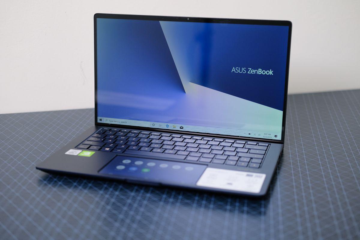 Review ASUS ZenBook 13 (UX334): Laptop Tangguh yang Tipis dan Ringan dengan Dua Layar 13