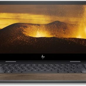 HP Envy x360 13 Wood Edition: Laptop Konvertibel Eksotis dengan Aksen Kayu Walnut 13