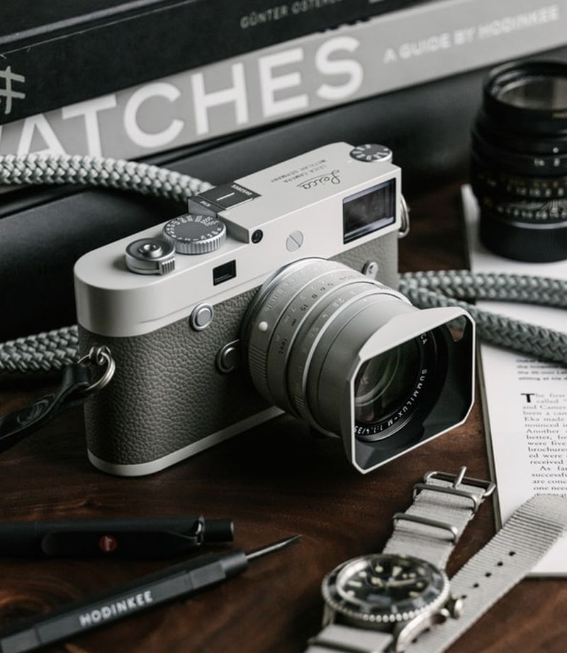 Leica M10 P Ghost Edition 2