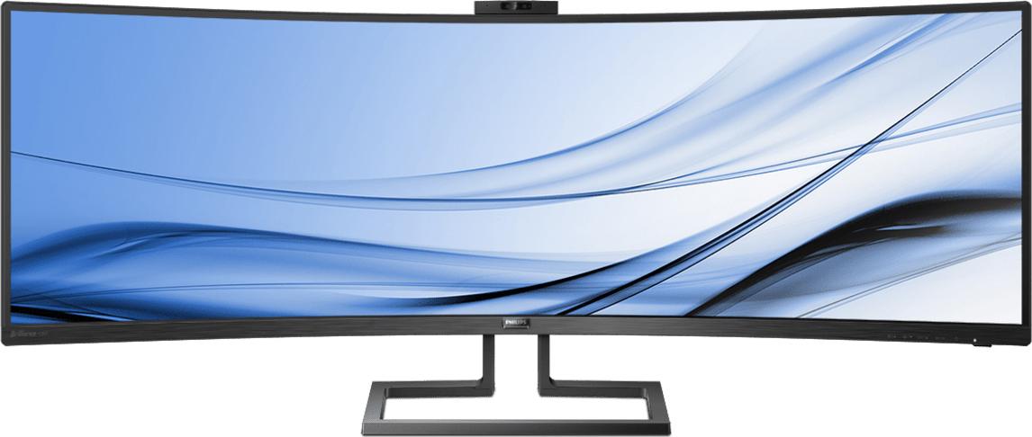 Philips Brilliance 439P9H: Monitor 4K Lengkung 43 Inci dengan Warna yang Akurat 12
