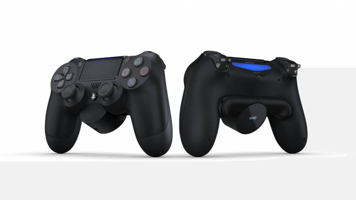 Sony DualShock 4 Back Button Attachment 2