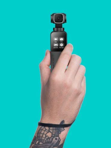 Feiyu Pocket: Kamera Gimbal Mirip DJI Osmo Pocket dengan Layar Lebih Besar dan Harga Lebih Murah 30 Smart Camera