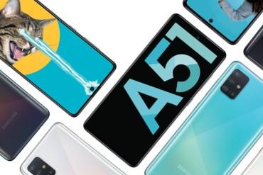 Buka Pre-Order di Indonesia, Inilah Spesifikasi dan Harga Samsung Galaxy A51 16