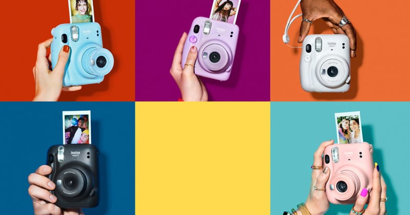 Fujifilm Instax Mini 11 3