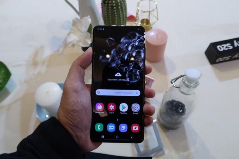 Samsung Galaxy S20 Ultra 2
