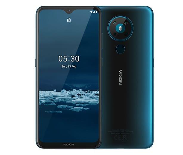 Nokia 5.3: Android One Kelas Menengah dengan Snapdragon 665 dan 4 Kamera Belakang 18 android, android one, Nokia, Nokia 5.3, smartphone