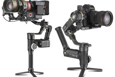 Zhiyun Crane 3S: Gimbal Kamera dengan Konsep Modular Untuk Videografer Profesional 10 fitur Zhiyun Crane 3S, harga Zhiyun Crane 3S, spesifikasi Zhiyun Crane 3S, zhiyun, zhiyun crane 3s