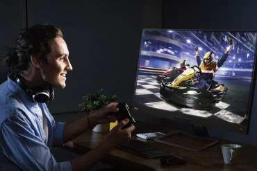 BenQ EX2780Q: Monitor Gaming 144Hz Pertama di Dunia dengan Teknologi HDRi 12 BenQ, BenQ EX780Q, fitur BenQ EX780Q, harga BenQ EX780Q, Spesifikasi BenQ EX780Q