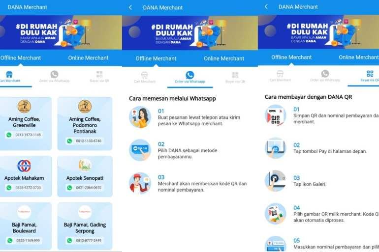 DANA Gandeng MasterCard untuk Memudahkan Transaksi Online dan Non Tunai 21 iOS (iPhone/iPad)
