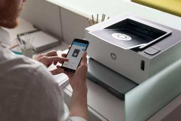 HP Neverstop and HP Smart App for mobile connected printing
