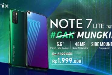 INFINIX Note 7 Lite, Smartphone Android dengan Memori Internal 128GB Paling Murah Saat Ini 14 harga infinix, infinix, infinix note 7 lite, spesifikasi infinix